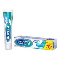Корега экстра-сильный крем д/зубн. протезов 70мл мятный