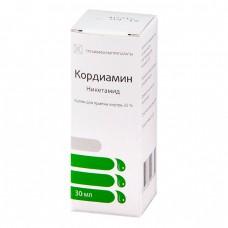 Кордиамин  фл. 25% 25мл