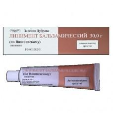 Линимент бальзамический (по Вишневскому), 30 г