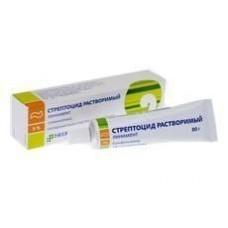 Стрептоцида линимент  туба 5% 30г